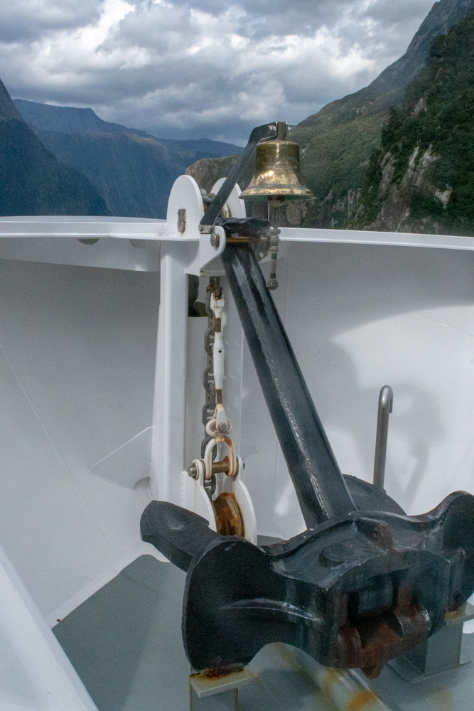 The Milford Monarch Bell