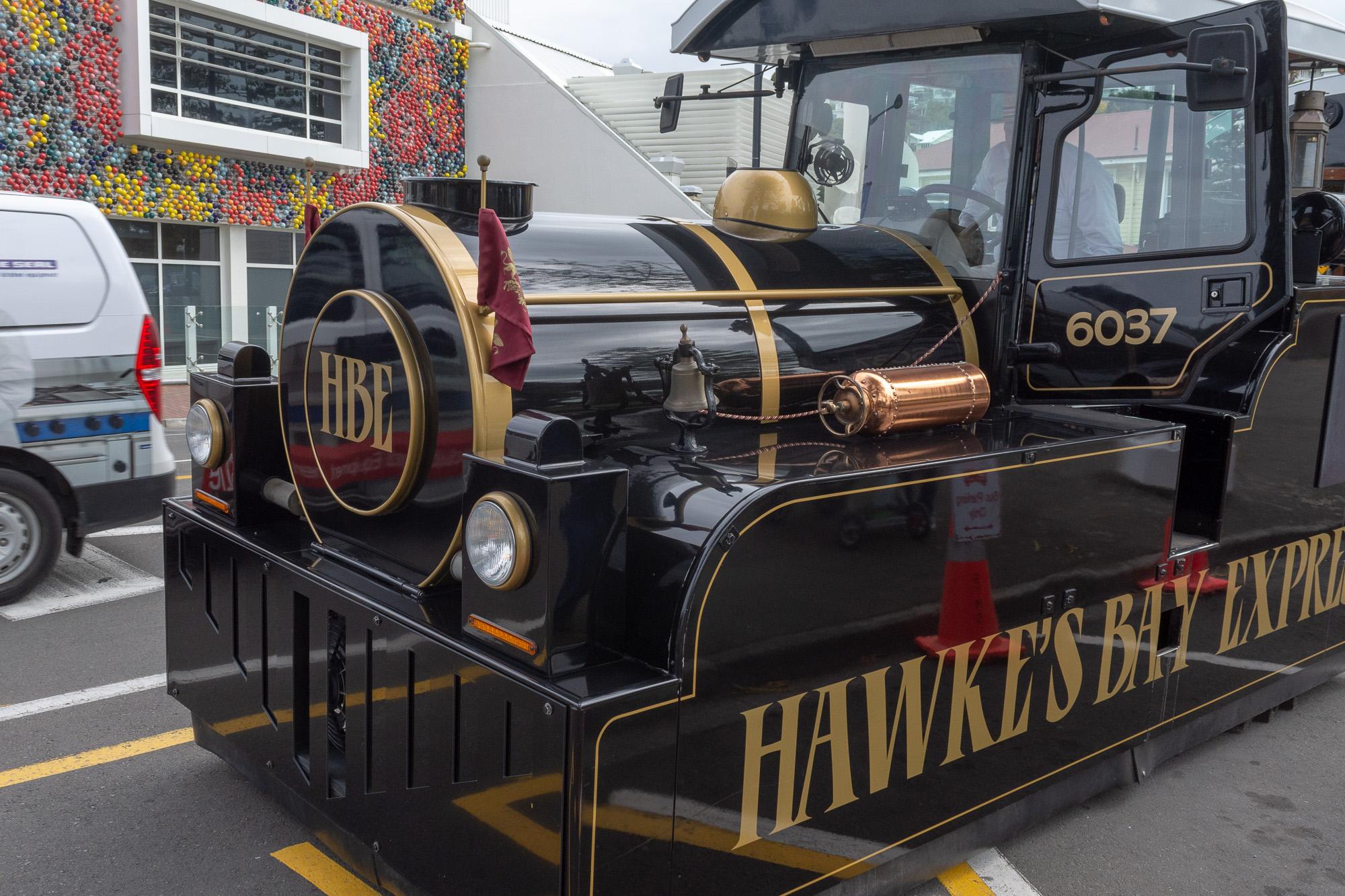 Hawkes Bay Express 1