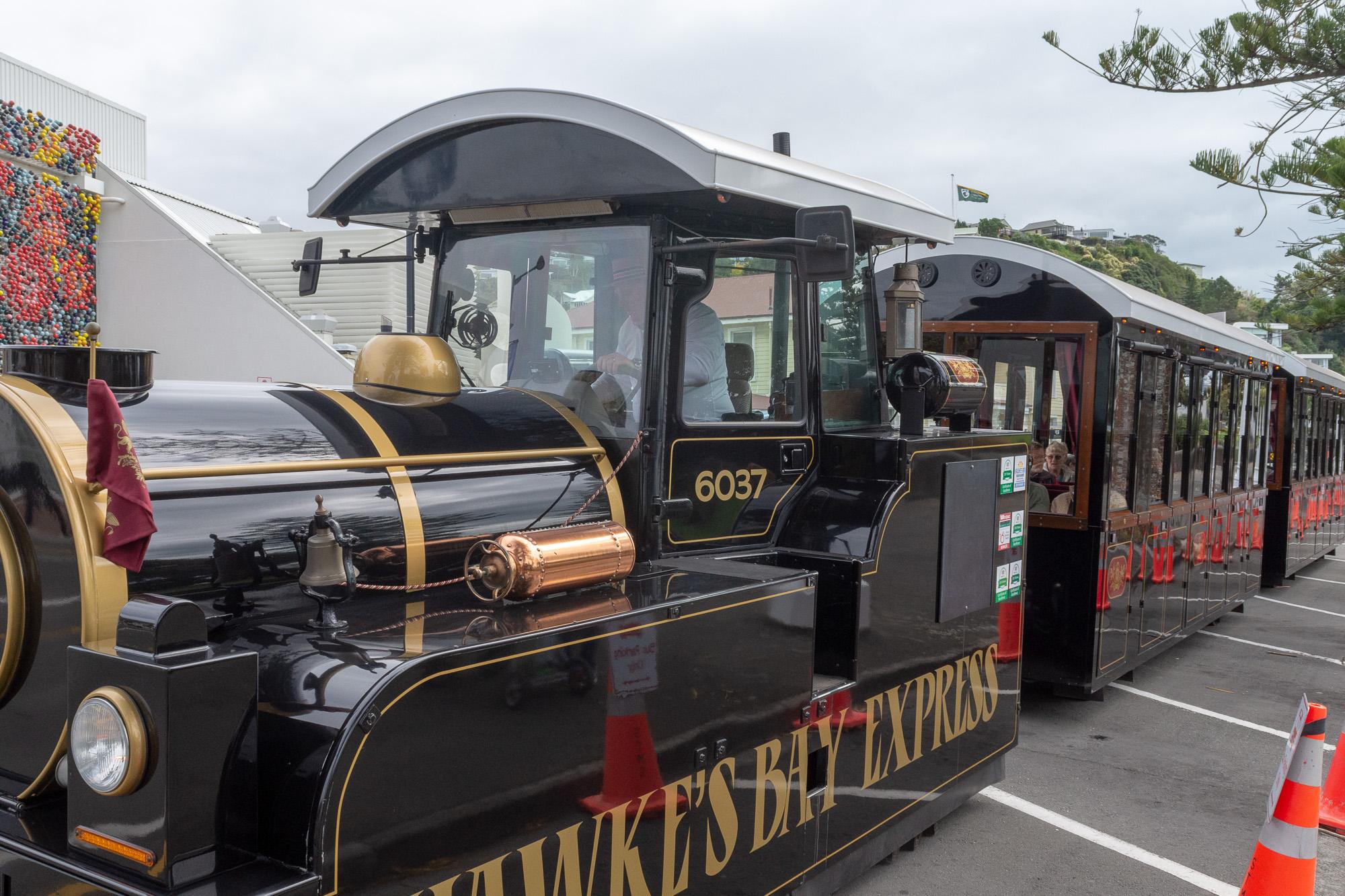 Hawkes Bay Express 2