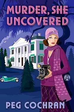 Murder she uncovered cover