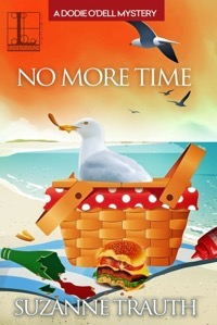 No More Time cover