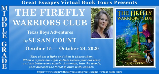 The Firefly Warriors Club by Susan Count