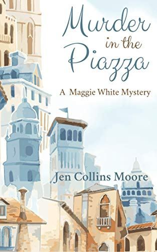Murder in the Piazza cover