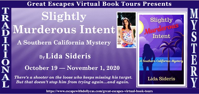 Slightly Murderous Intent by Lida Sideris