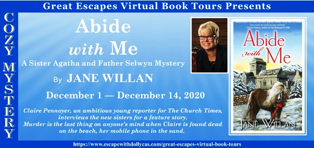 Best Vacation Ever is a guest post for the Abide with Me book tour
