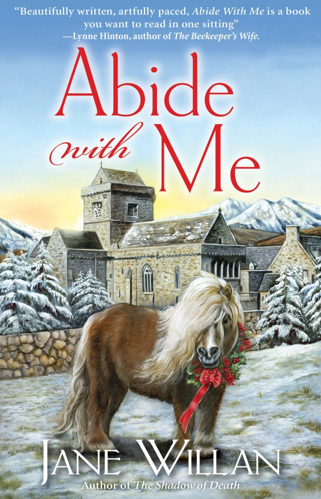 Abide with Me book cover