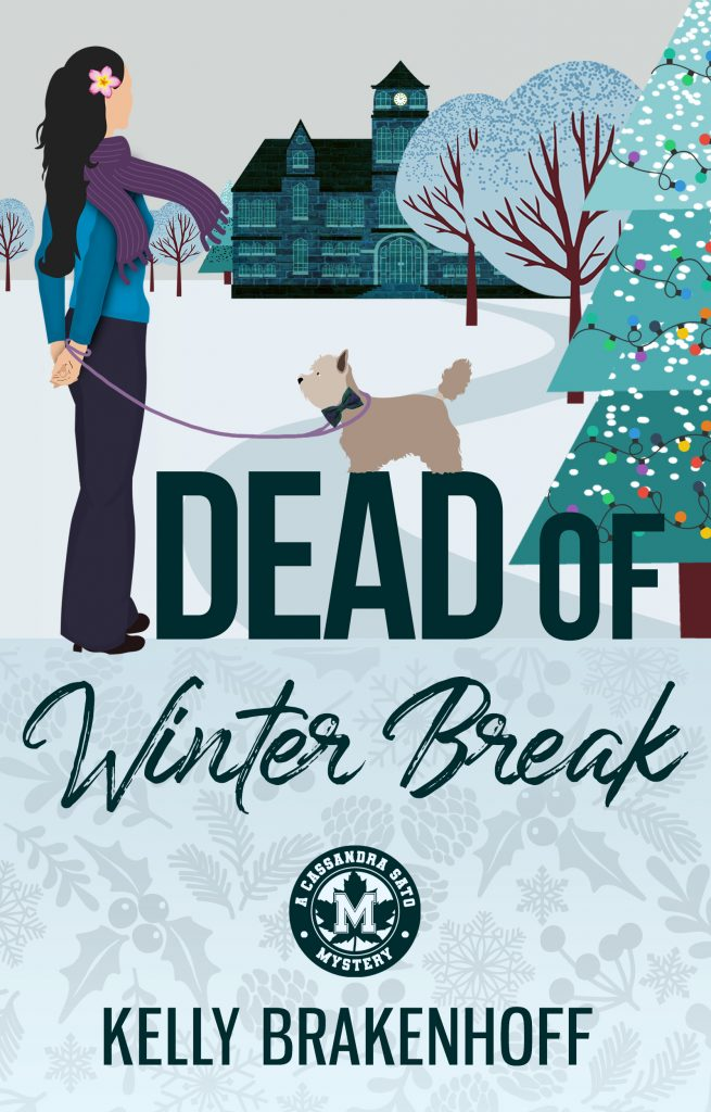 Dead of Winter Break by Kelly Brakenhoff