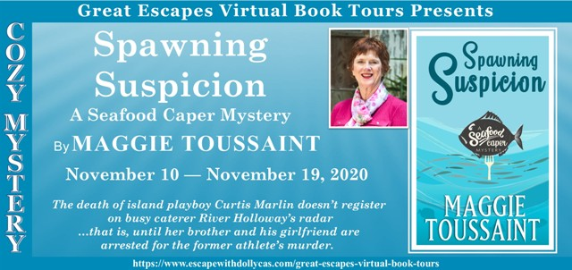 Spawning Suspicion tour graphic