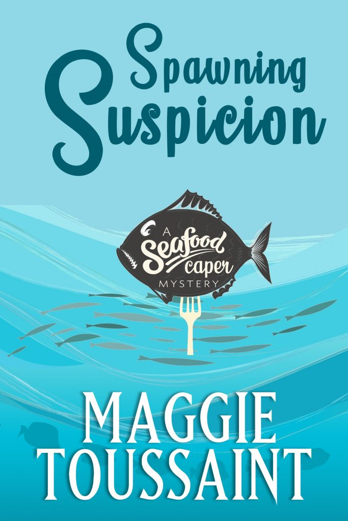 Spawning Suspicion cover