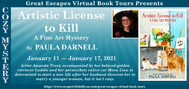 Artistic License to Kill tour graphic