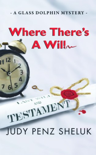 Where There's a Will by Judy Penz Sheluk