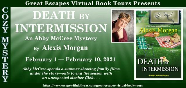 Death by Intermission tour graphic