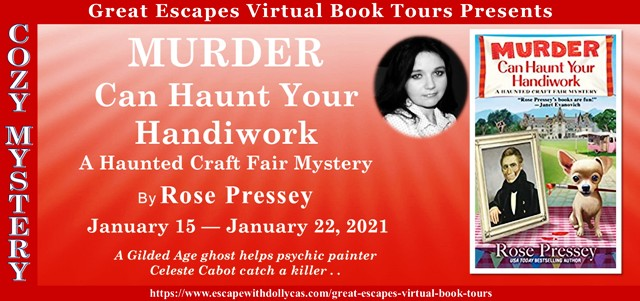 Murder Can Haunt Your Handiwork tour graphic