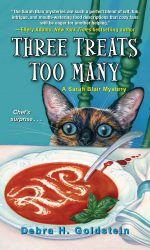 Three Treats Too Many by Debra H. Goldstein