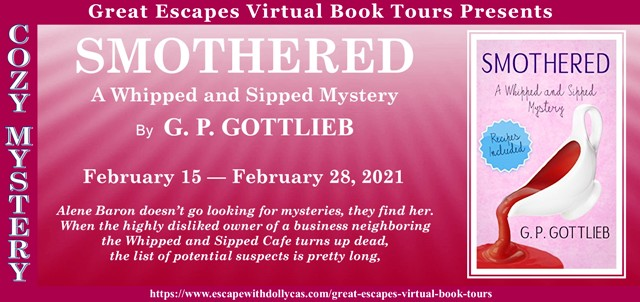 Smothered tour graphic
