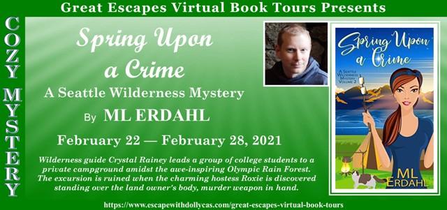 Spring Upon a Crime tour graphic
