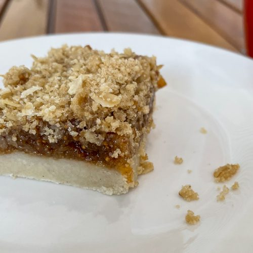 Afternoon Delight Fig Bars
