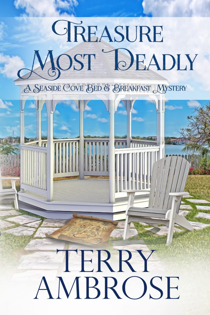 Treasure Most Deadly by Terry Ambrose