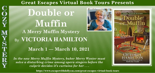 Double or Muffin tour graphic
