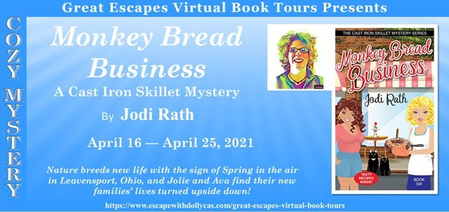 Monkey Bread Business tour graphic