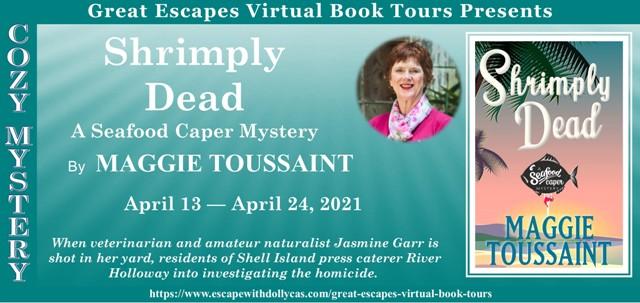 Shrimply Dead tour graphic