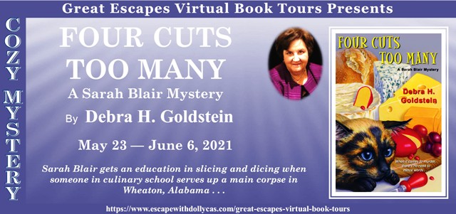 Tour graphic for Four Cuts Too Many