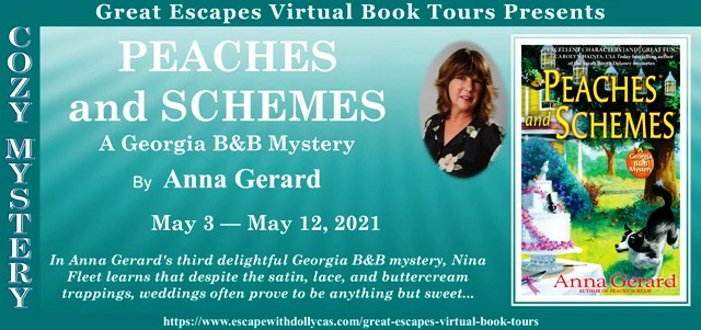 Peaches and Schemes tour graphic