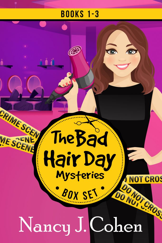 The Bad Hair Day Mysteries by Nancy J. Cohen