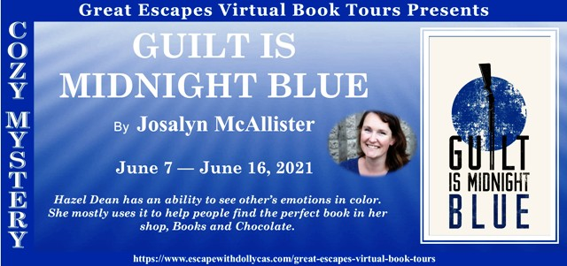 Tour graphic for Guilt is Midnight Blue