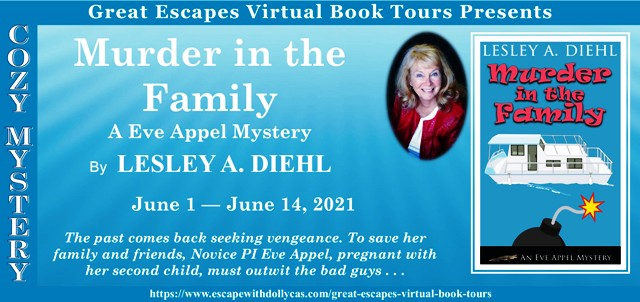 Murder in the Family tour graphic