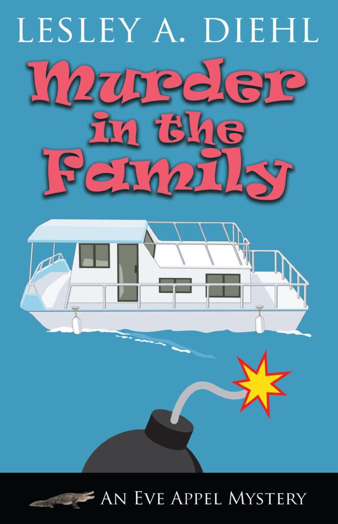 Murder in the Family by Lesley Diehl